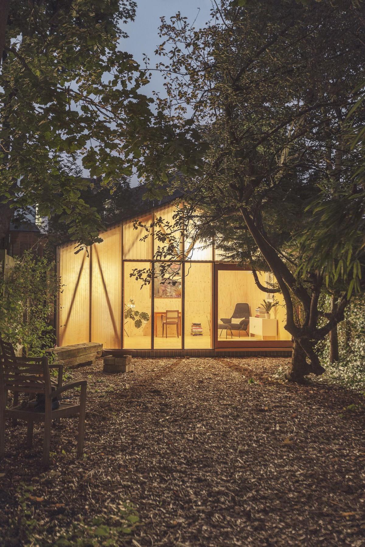 Surman Weston . Lantern Studio . Brockley (2)