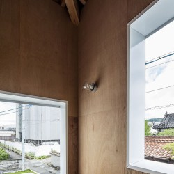 Toshiki Omatsu . 5-Column House . Hiroshima  (12)