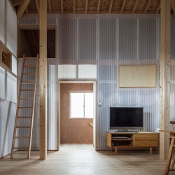 Toshiki Omatsu . 5-Column House . Hiroshima  (4)