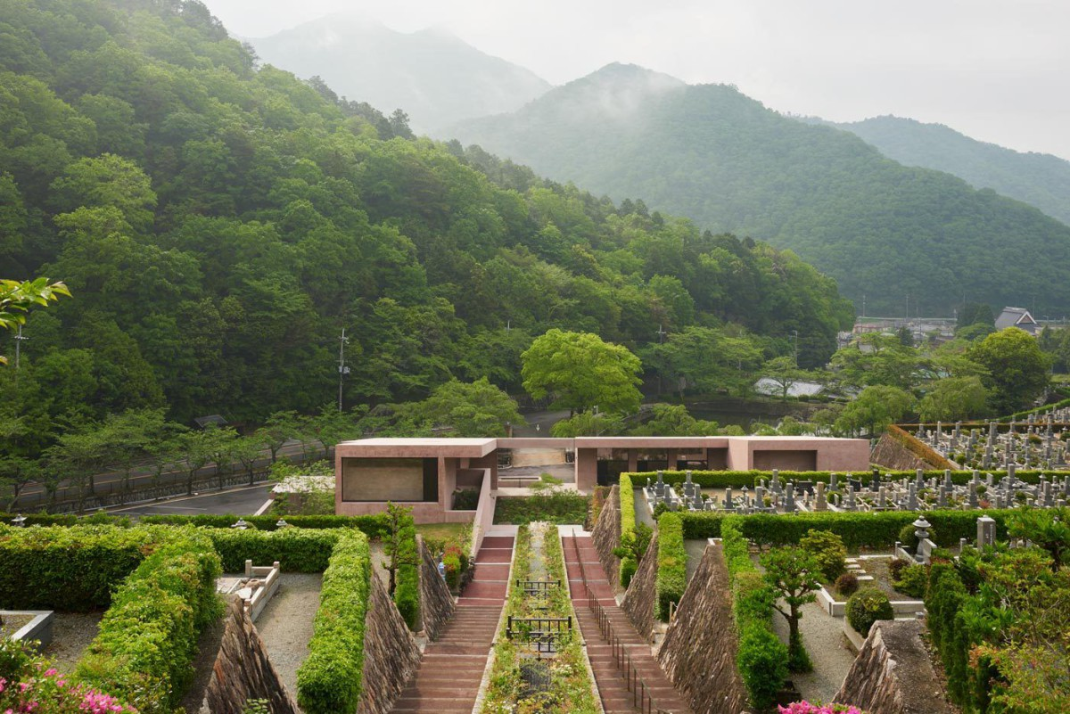 David Chipperfield . Cemetery chapel and visitor centre . Inagawa  (4)