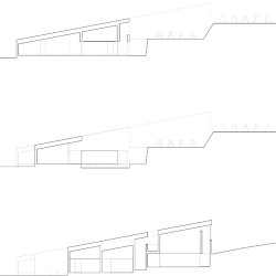 david chipperfield cemetery chapel and visitor centre . inagawa
