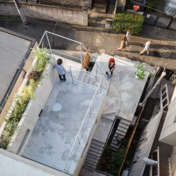 o+h . HUT AND TOWER HOUSE . Tokyo  (3)