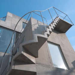 o+h . HUT AND TOWER HOUSE . Tokyo  (5)
