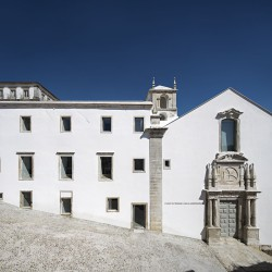 Aires Mateus . Renovation of the Trinity College - European College . Coimbra (1)