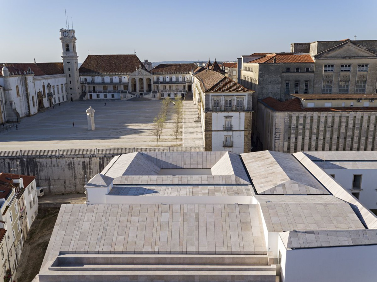 Aires Mateus . Renovation of the Trinity College - European College . Coimbra (5)