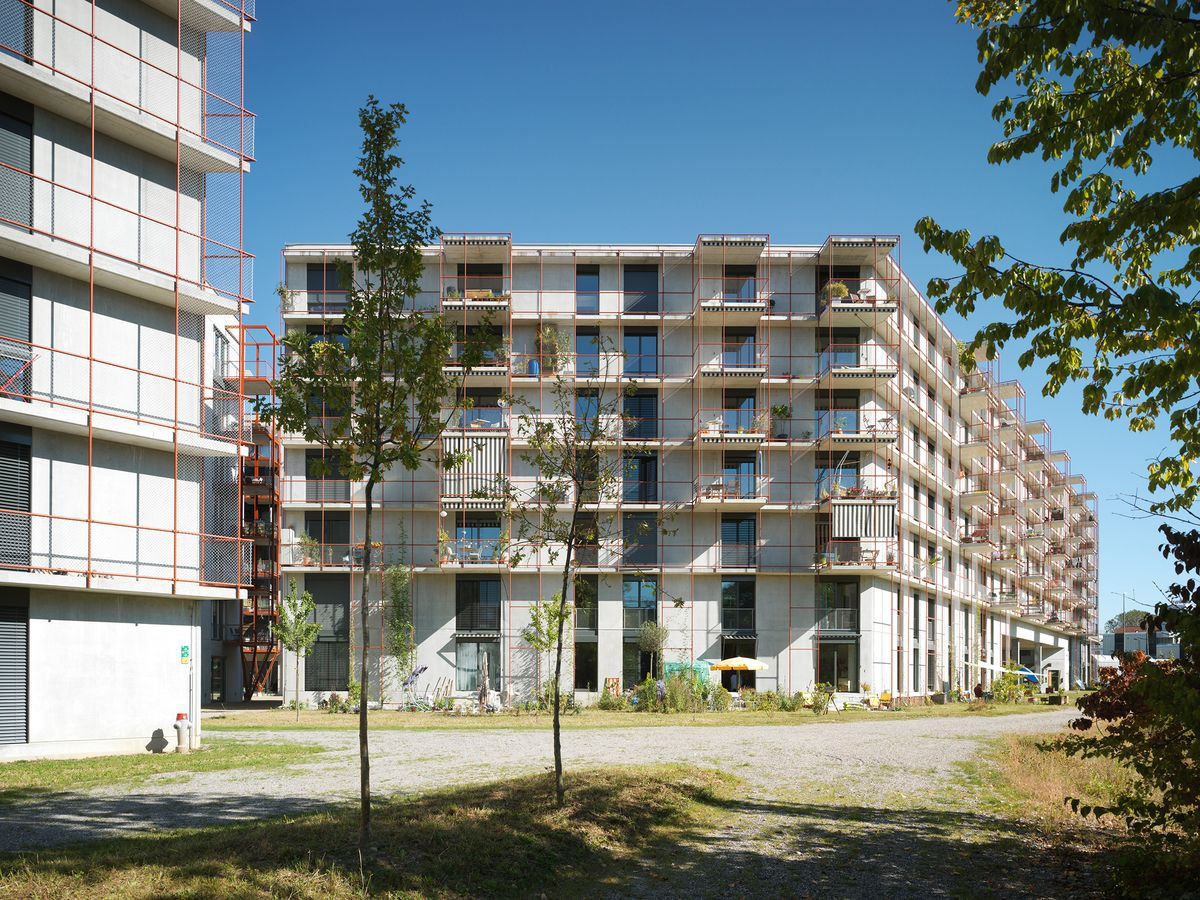 Schneider Studer Primas . Zwicky Areal . Dübendorf (1)