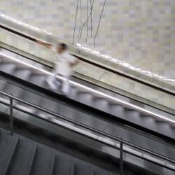 Álvaro Siza  . São Bento subway station . Porto (14)
