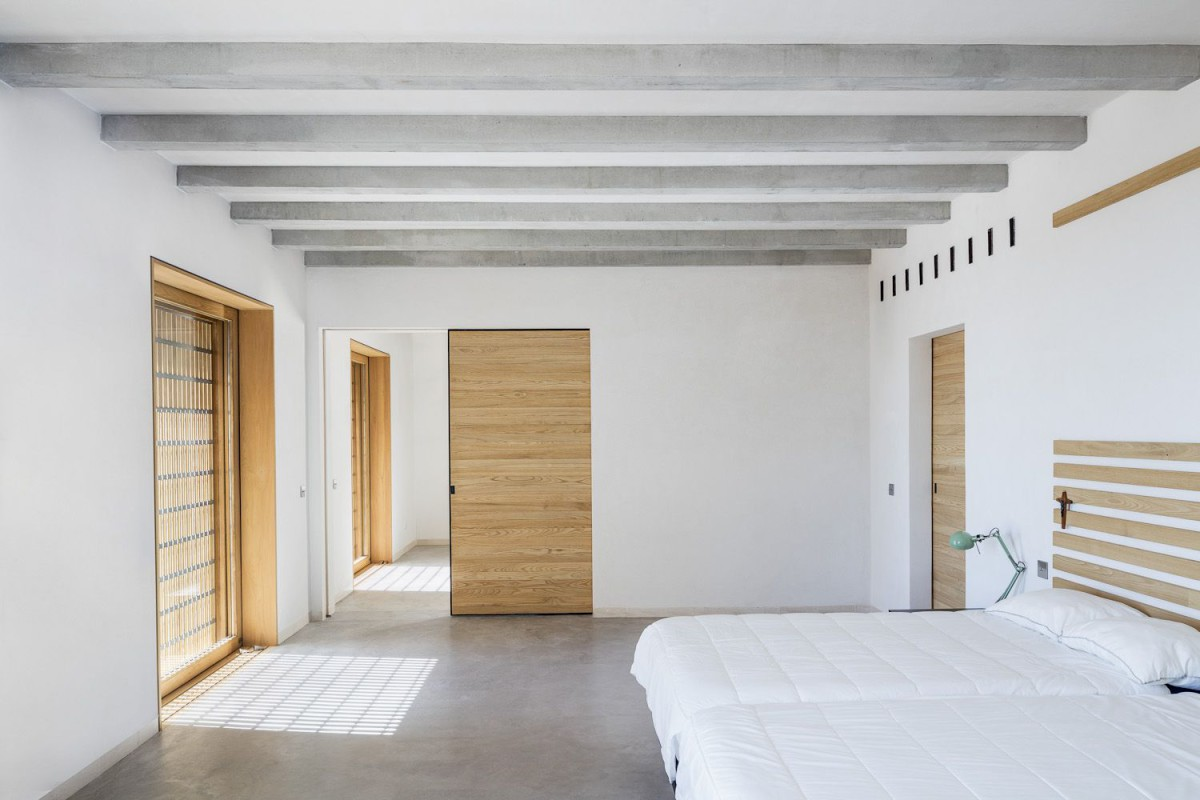 05 AM . REBUILD AND EXTENSION OF A COUNTRY HOUSE . Castell-Platja d'Aro (15)