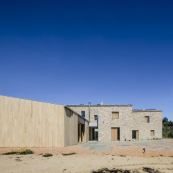 05 AM . REBUILD AND EXTENSION OF A COUNTRY HOUSE . Castell-Platja d'Aro (7)