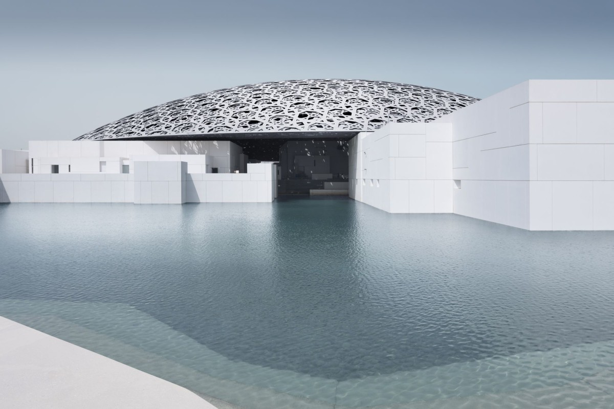Jean Nouvel . the Louvre museum . Abu Dhabi (2)