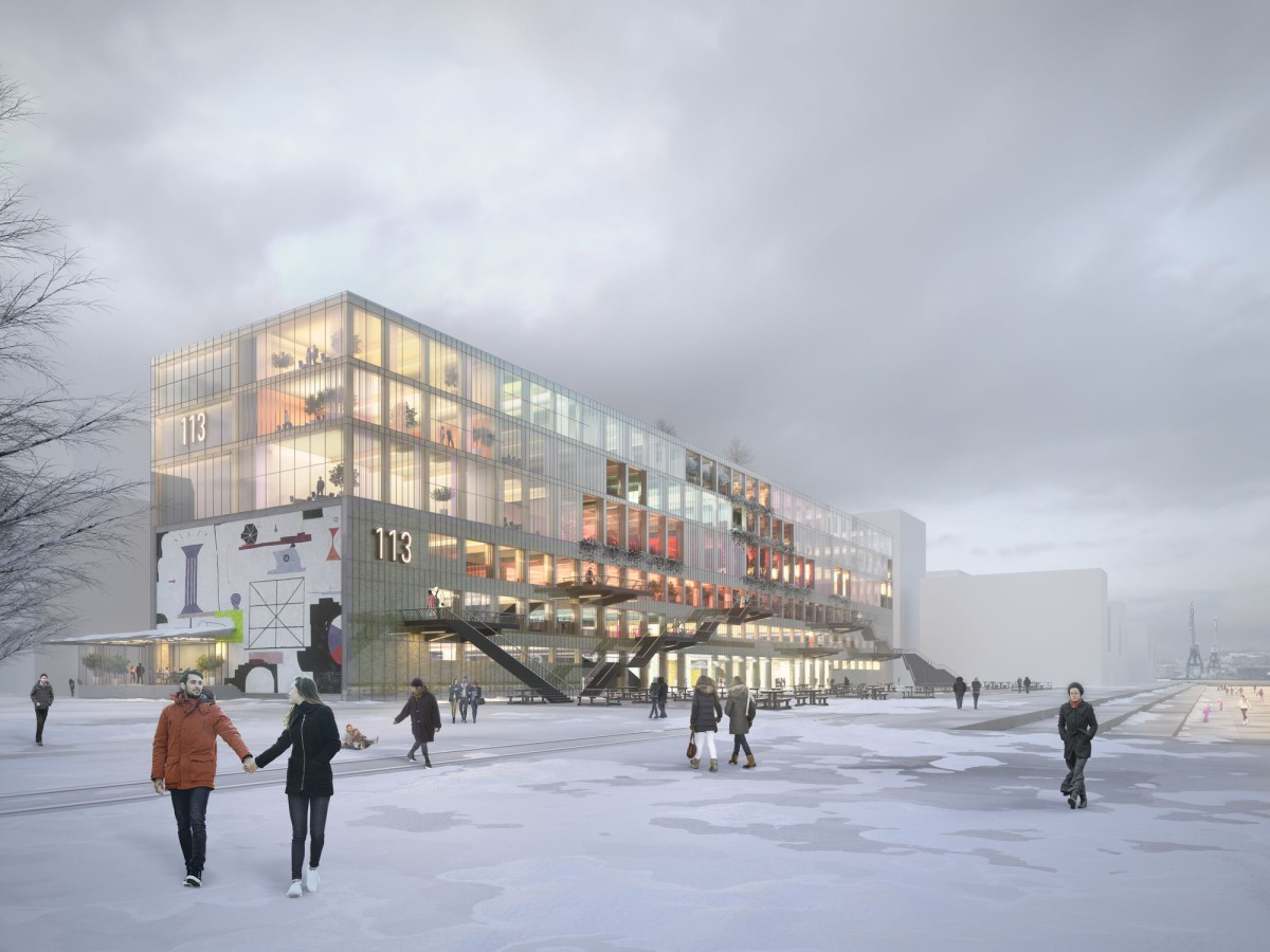 MVRDV . Magasin 113 . Gothenburg  (1)