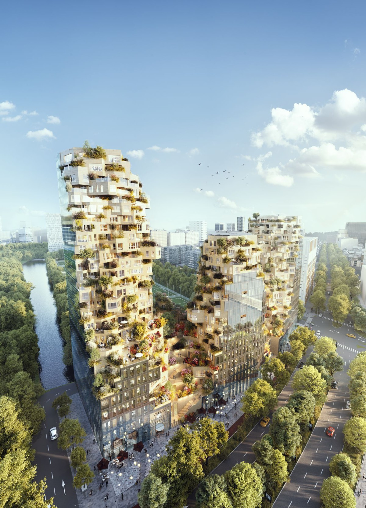 MVRDV . VALLEY . Amsterdam (1)