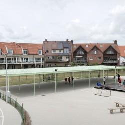 NL . De Vonk School campus . Knokke-Heist (11)