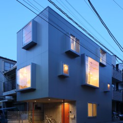 Ryu Mitarai . House in the windows . Tokyo (5)