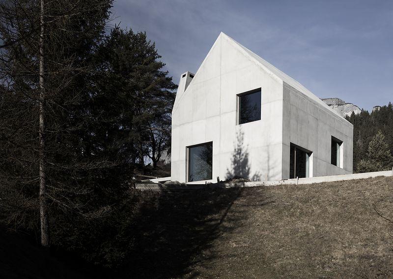 Schneller Caminada . Single-family house . Trin-Mulin (2)