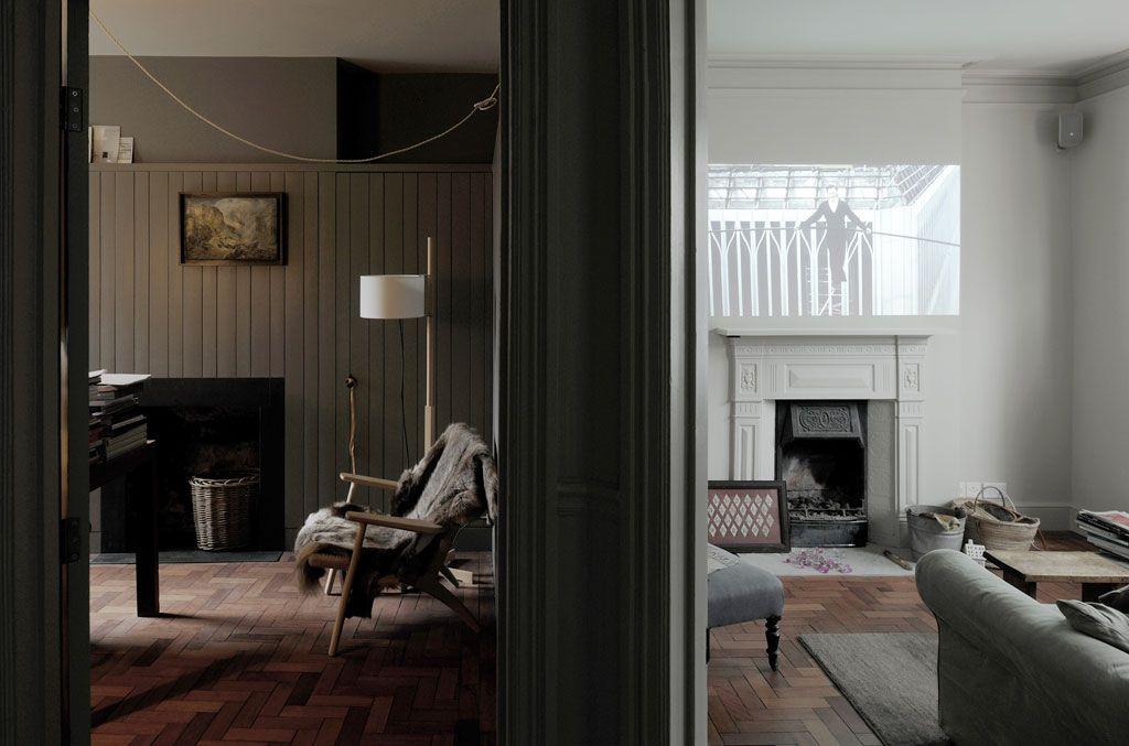 Sergison Bates . terraced House remodelling . Fulham (7)