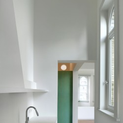 Bovenbouw Architectuur . Refurbishment of 3 historical buildings . Antwerp (12)