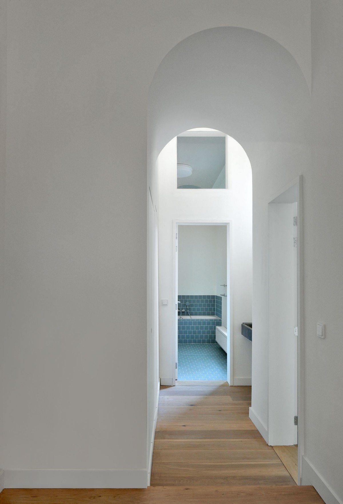 Bovenbouw Architectuur . Refurbishment of 3 historical buildings . Antwerp (14)
