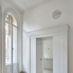 Bovenbouw Architectuur . Refurbishment of 3 historical buildings . Antwerp (19)