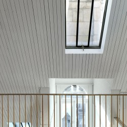 Bovenbouw Architectuur . Refurbishment of 3 historical buildings . Antwerp (24)