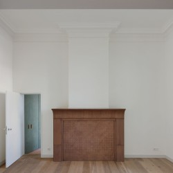 Bovenbouw Architectuur . Refurbishment of 3 historical buildings . Antwerp (3)