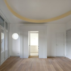 Bovenbouw Architectuur . Refurbishment of 3 historical buildings . Antwerp (6)