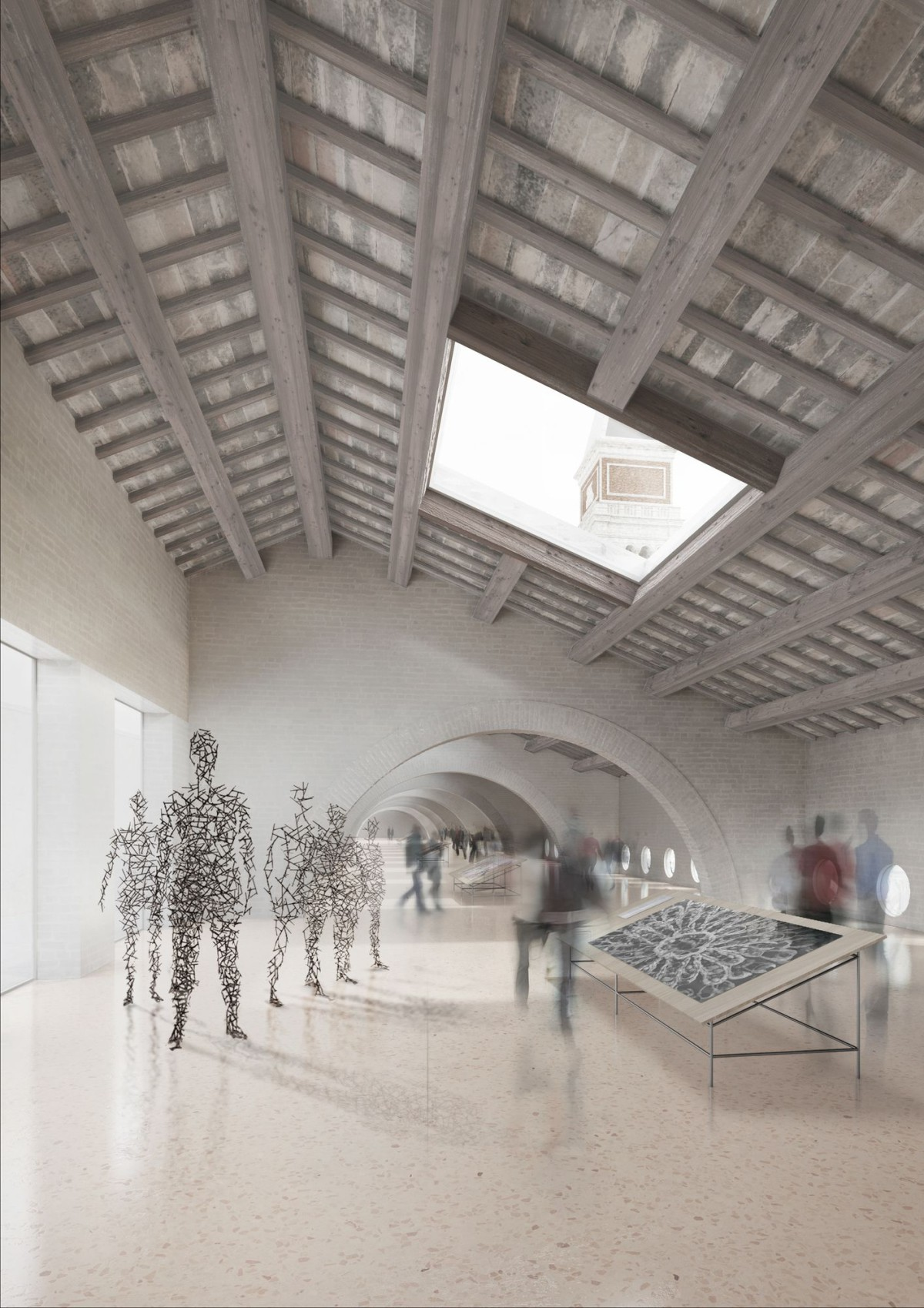 David Chipperfield . The Human Safety Net headquarters . Venice (1)