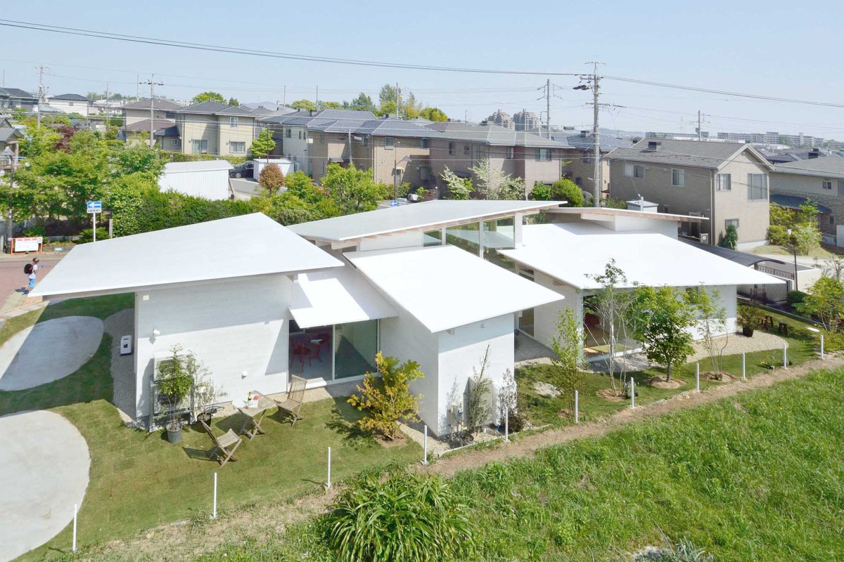 Studio Velocity . Six-Sheet Roof House . Nagoya  (1)