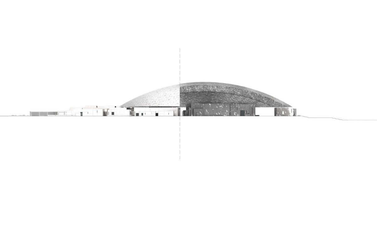 Jean Nouvel . the Louvre museum . Abu Dhabi (16)