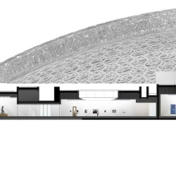 Jean Nouvel . the Louvre museum . Abu Dhabi (21)
