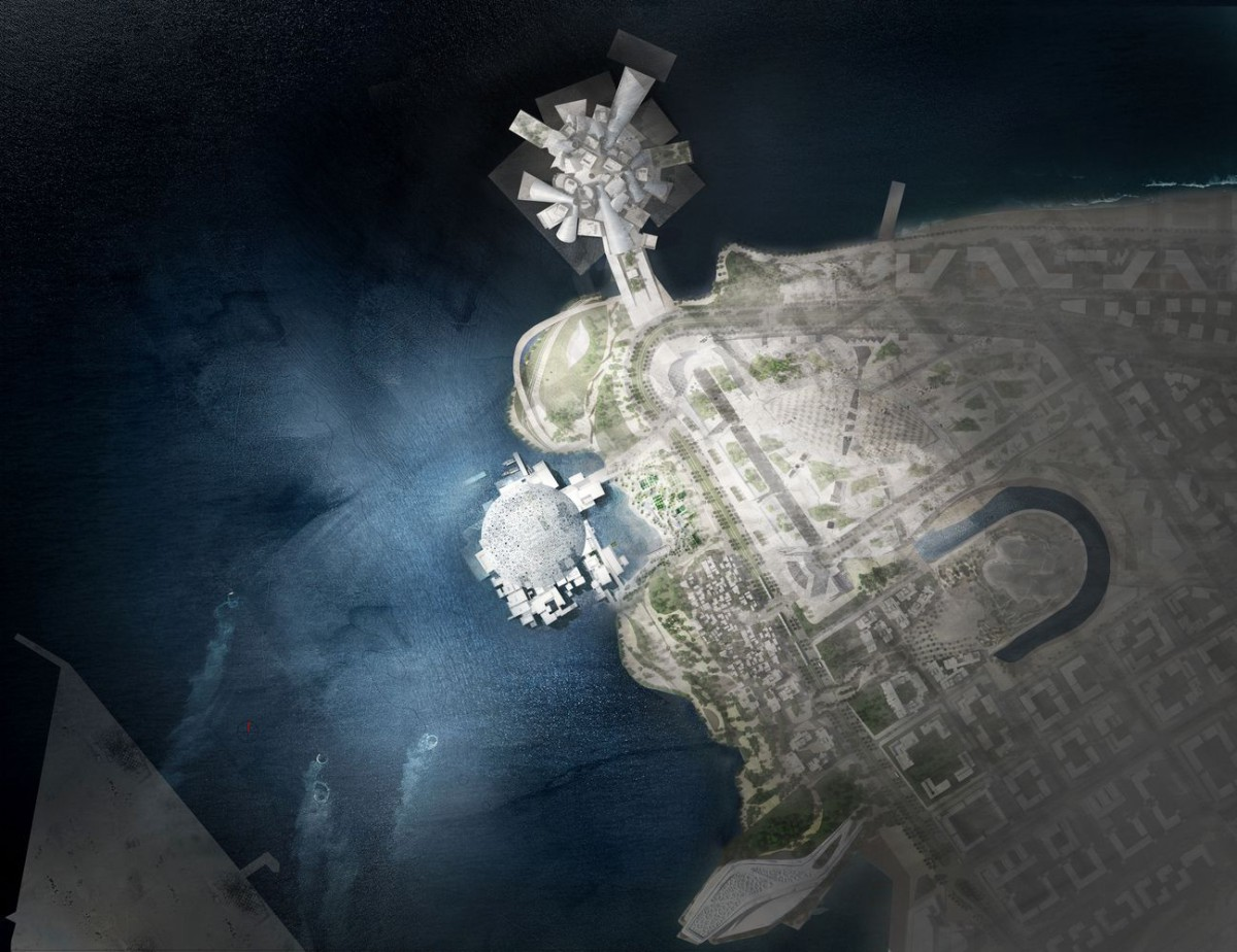 Jean Nouvel . the Louvre museum . Abu Dhabi (7)