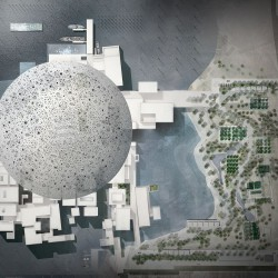 Jean Nouvel . the Louvre museum . Abu Dhabi (8)