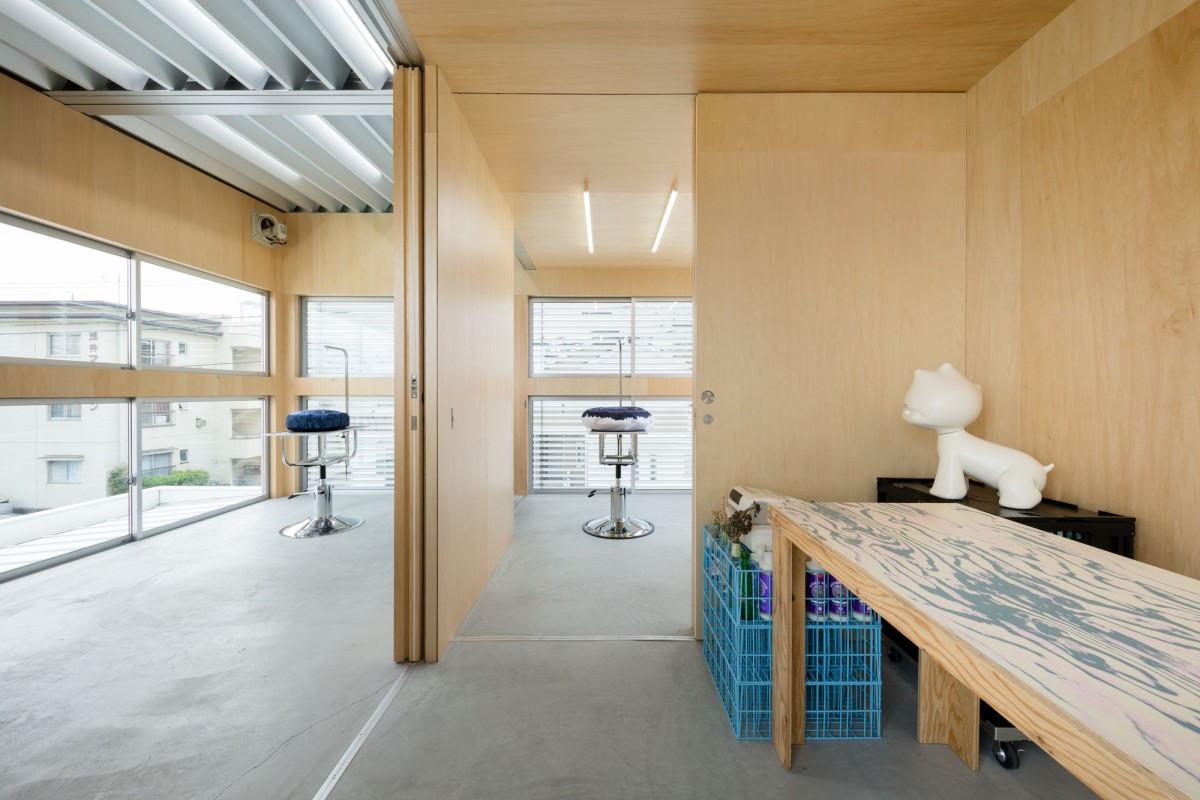 KHAstudio . dog salon GRUM . Okazaki (10)