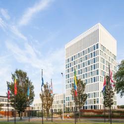 Mecanoo . New Eurojust Headquarters . Den Haag (4)