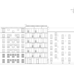 fres . NETTER SOCIAL HOUSING . paris (13)