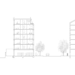 fres . NETTER SOCIAL HOUSING . paris (14)
