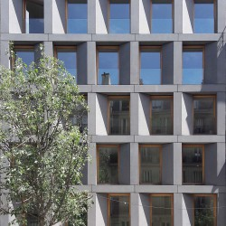fres . NETTER SOCIAL HOUSING . paris (2)
