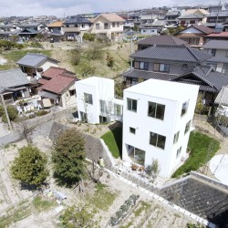 studio velocity . House with Retaining Wall of the Town . Mie (1)