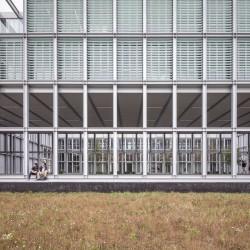 ENSAE Paristech Campus University Saclay Paris - CAB Architectes