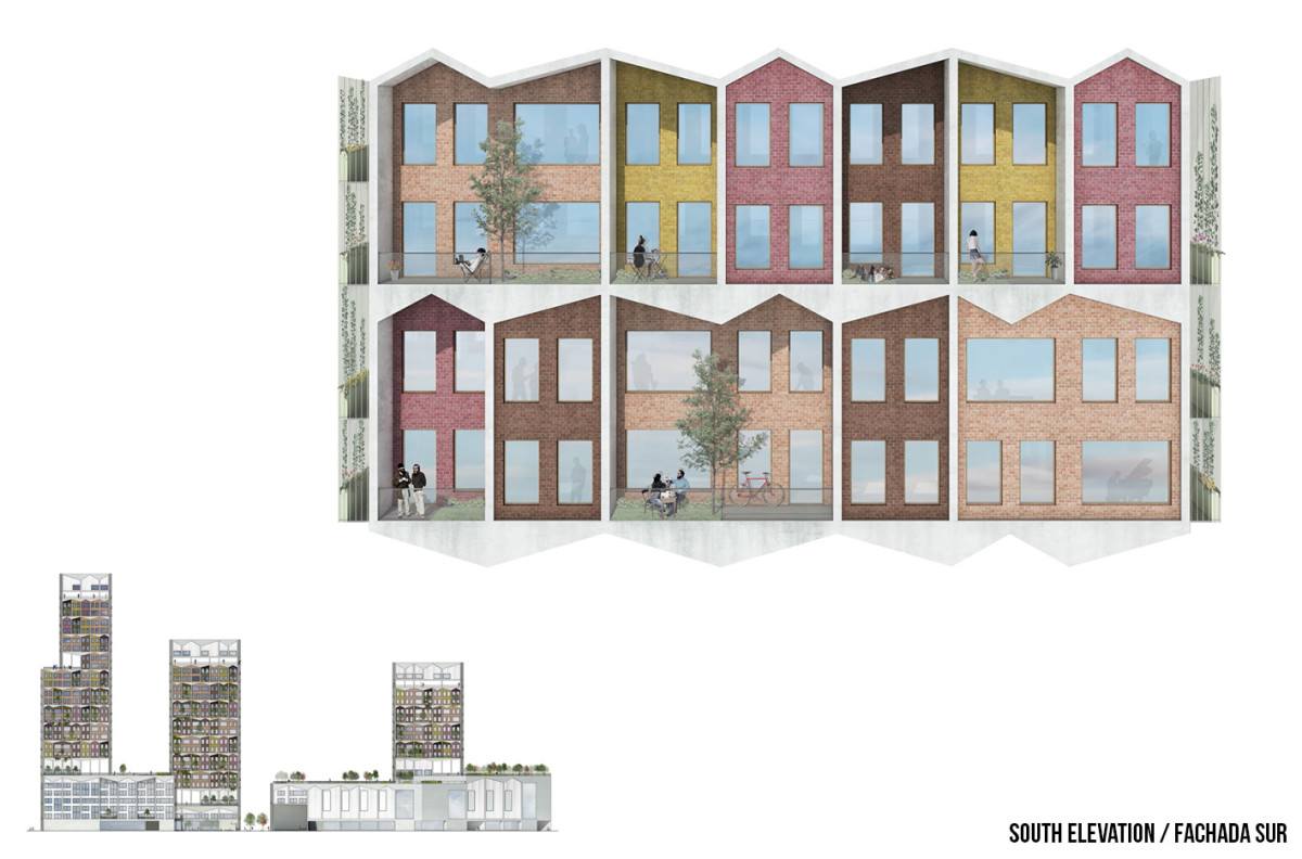 GRX . TWO FACES OF LANDASCAPE . Europan 14 . Amsterdam (15)