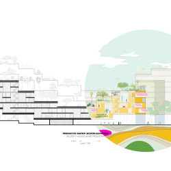 Langarita-Navarro . Exposed city . Europan 14 . Alcoy (7)