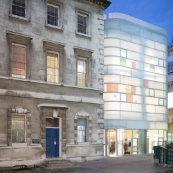 Steven Holl . The Maggie's Centre Barts . London (1)