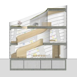 Steven Holl . The Maggie's Centre Barts . London (10)