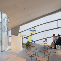 Steven Holl . The Maggie's Centre Barts . London (5)