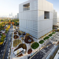 David Chipperfield . Amorepacific headquarters . Seoul (1)