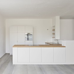 sabarchitekten . Renovation and extension of a townhouse . Basel  (12)