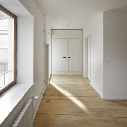 sabarchitekten . Renovation and extension of a townhouse . Basel  (15)