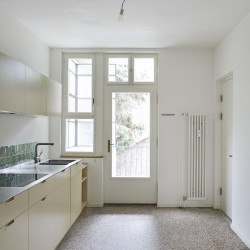 sabarchitekten . Renovation and extension of a townhouse . Basel  (17)