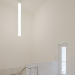 Alvaro Siza . Church of Saint-Jacques de la Lande . Rennes (88)