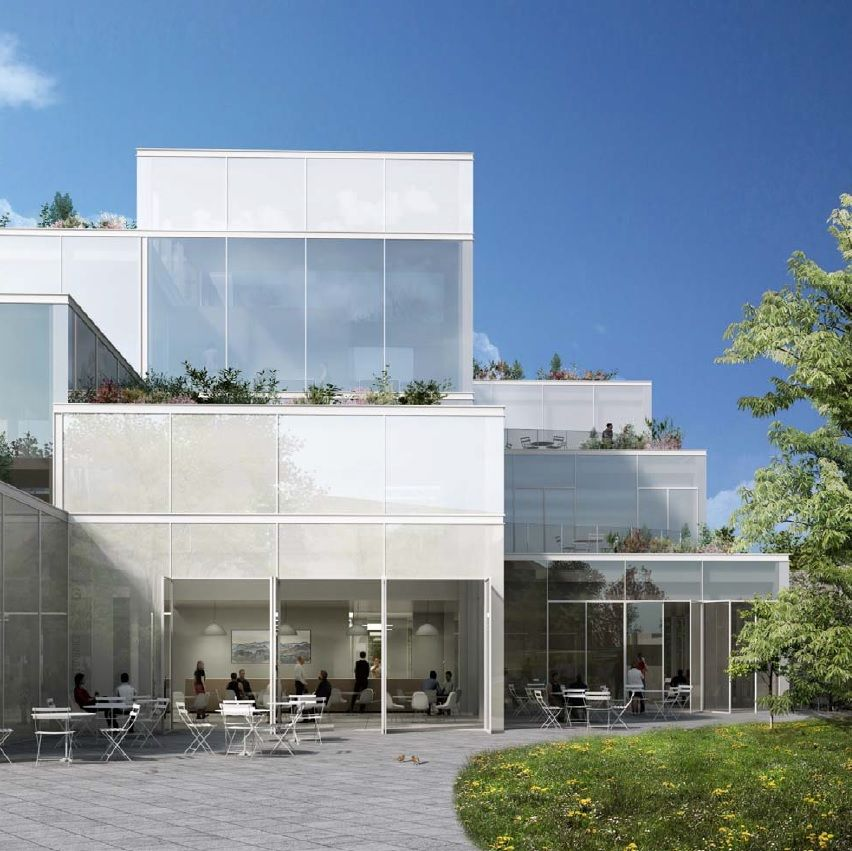 Sou Fujimoto . HSG Learning Center . St. Gallen  (1)